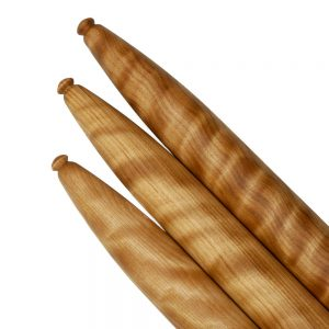 french-rolling-pin-three-types-of-sizes-of-birch-flame-wood with-two-small-bead-design-on-both-ends