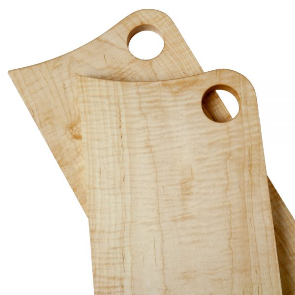 two-maple-tiger-serving-board-sizes-with-small-hole
