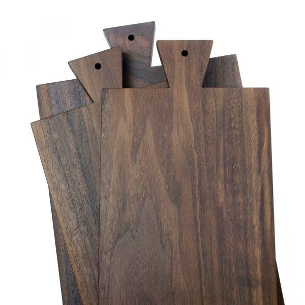 four-walnut-sizes-of-single-vintage-handle-boards